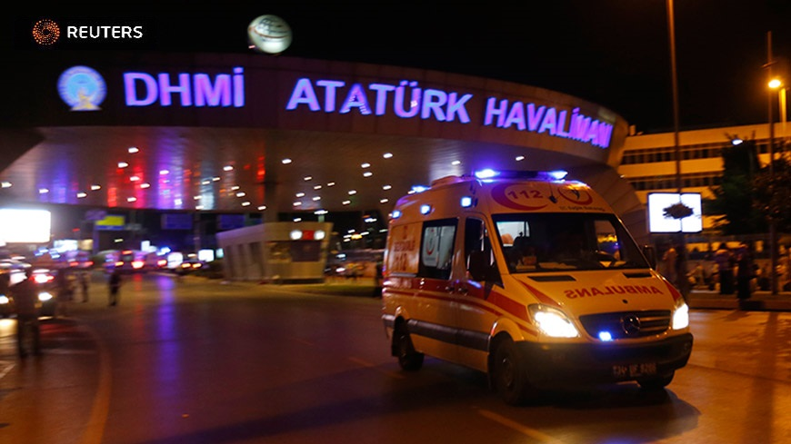 Committee of Ministers statement on terrorist attack at Istanbul international airport
