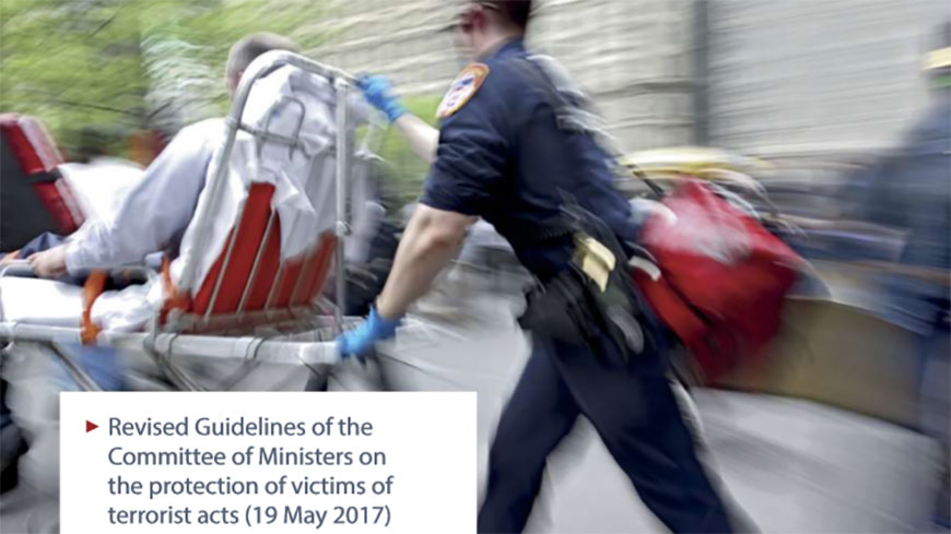 Protecting victims of terrorism
