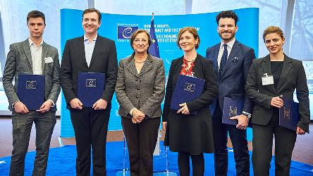 Council of Europe strengthens cooperation with internet sector