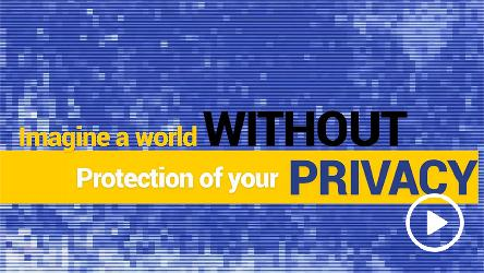 Imagine a world without data protection…