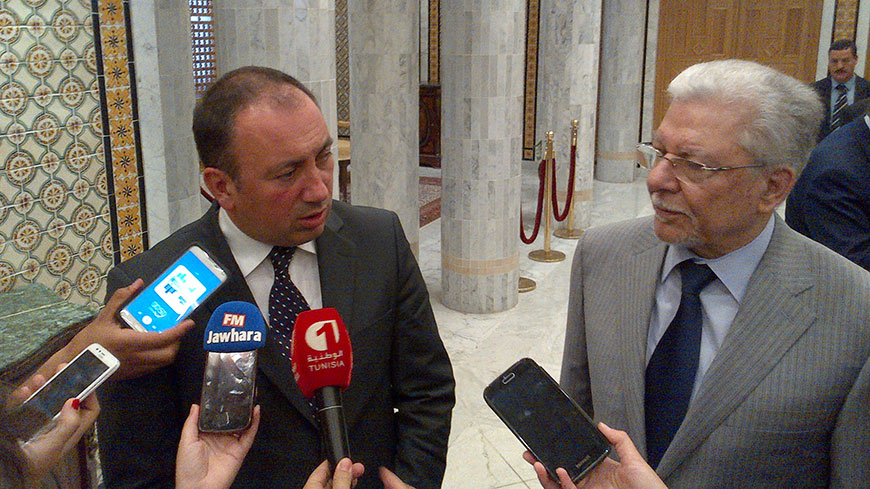 Chair of the Committee of Ministers on visit to Tunisia