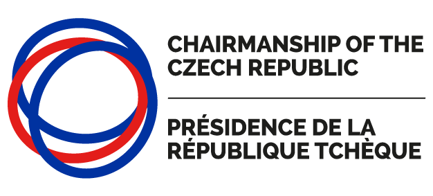 Chairmanship of the Czech Republic Logo