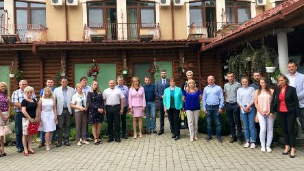 Leadership Academy for Cross Border Cooperation: Hungary-Ukraine