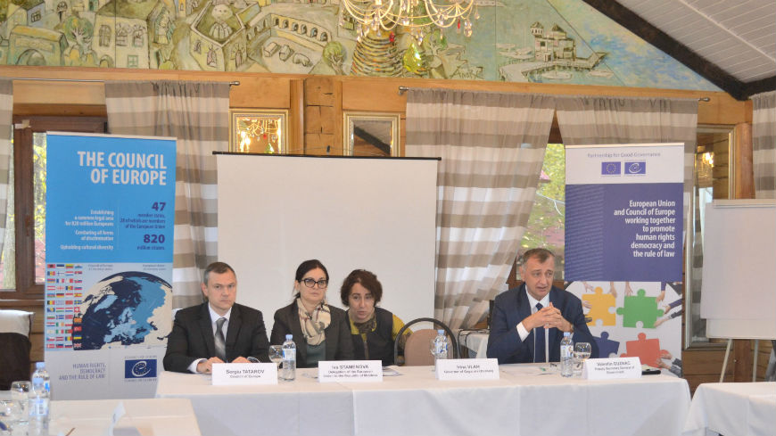 Training programme for the Executive Committee of ATU of Gagauzia, the Republic of Moldova