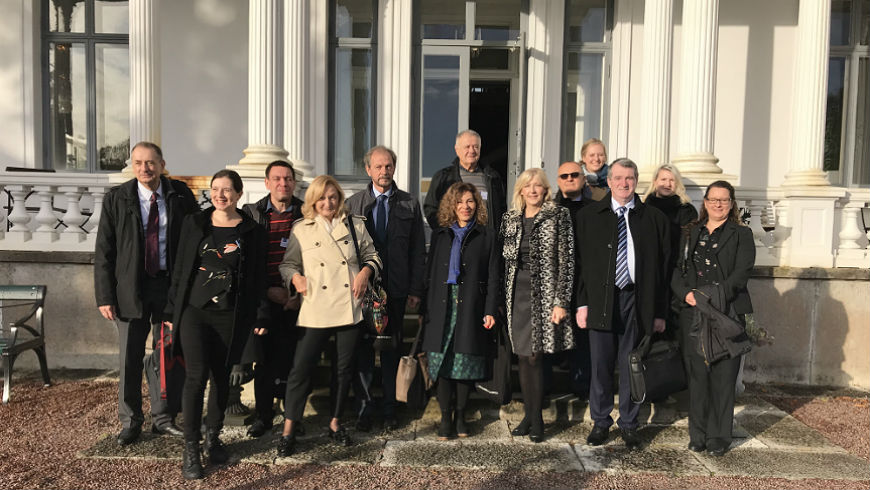 Peer visit to the University of Gothenburg