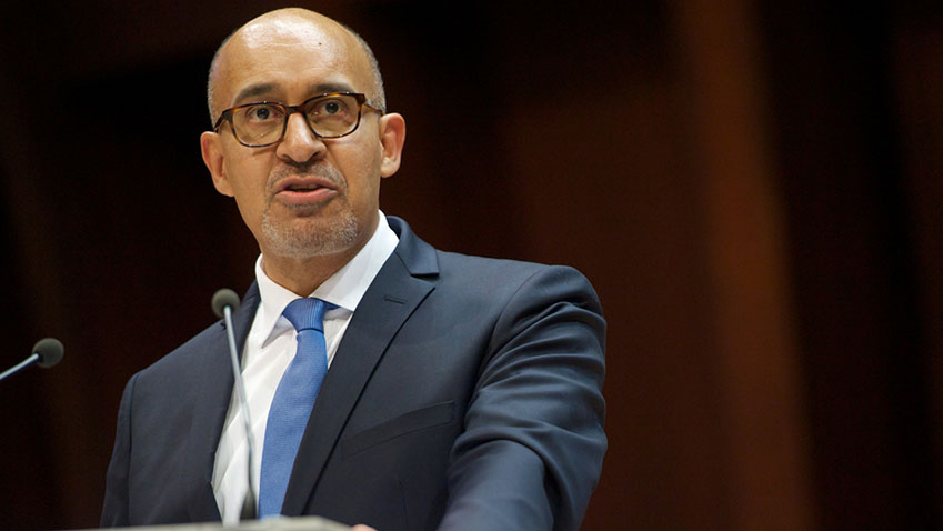 Harlem Désir: we must respond to terrorism with the power of democracy and law