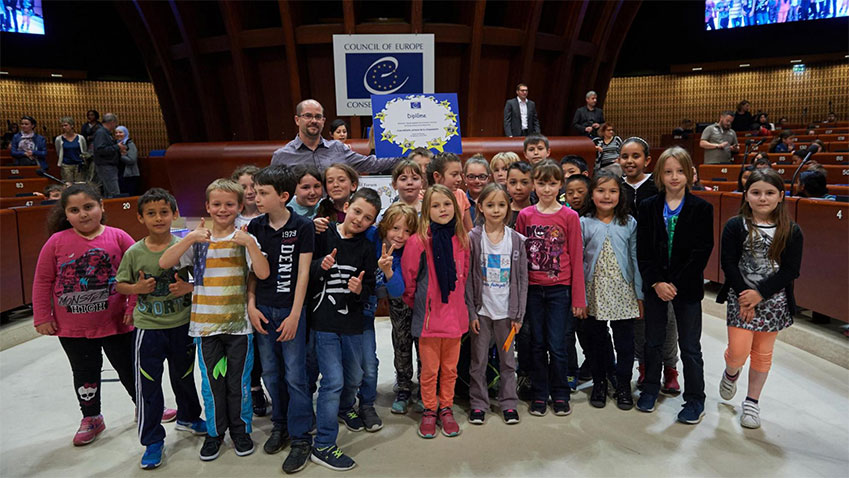 "Childrens' Forum ""Children, actors of Citizenship"" on 12 May"
