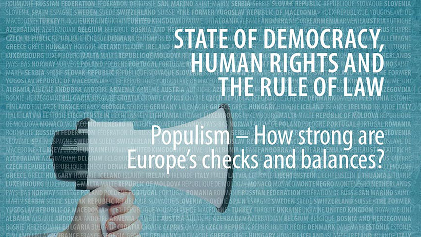 Populism - How strong are Europe's checks and balances?