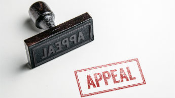 Registration of an appeal before the Administrative Tribunal