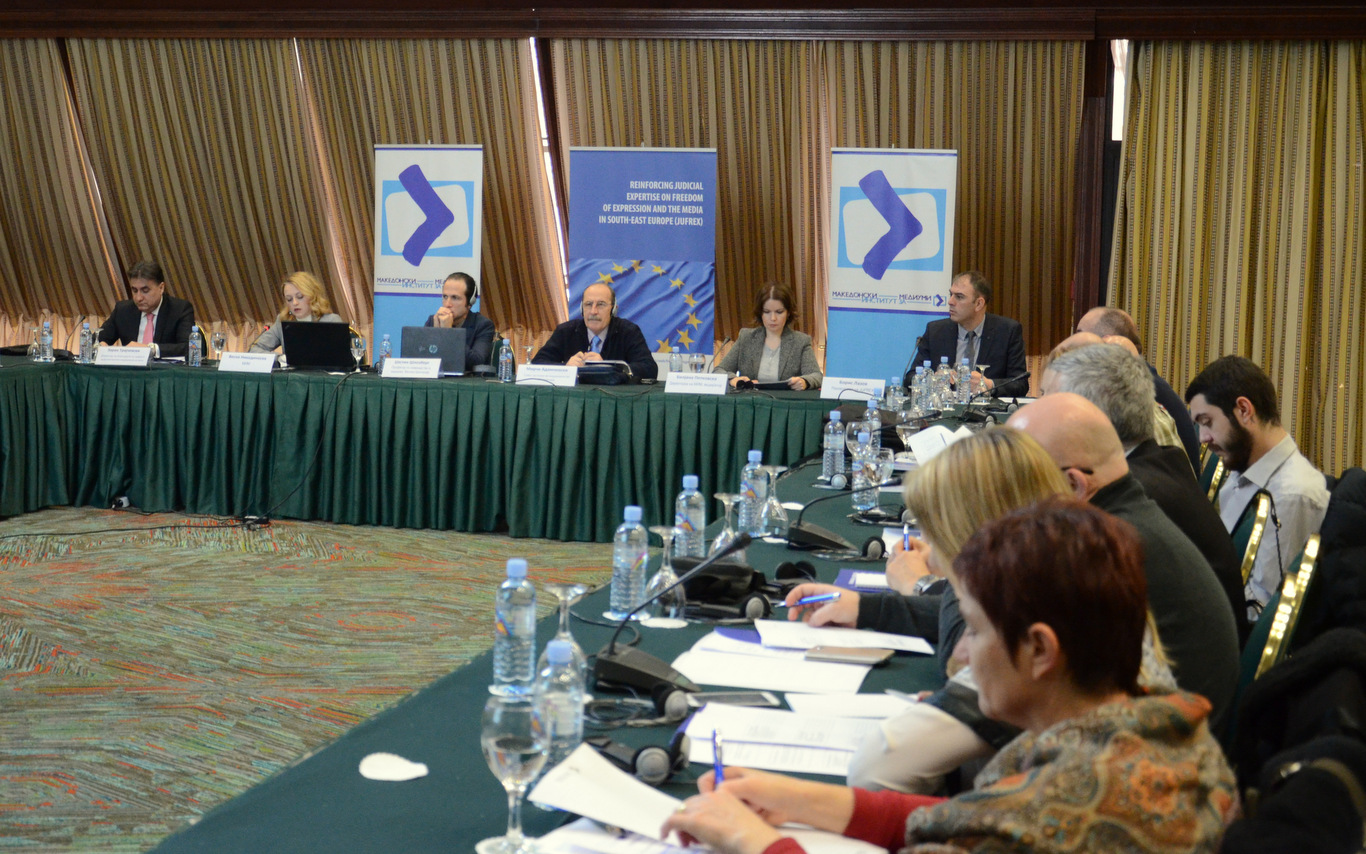 Conference on Political Pluralism in Media Reporting in the Period Outside of Election Campaign
