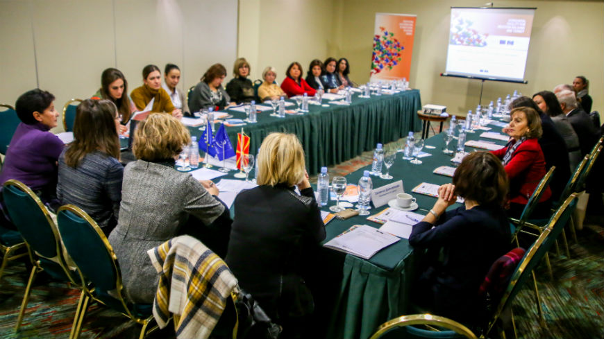 meeting professionals against human trafficking