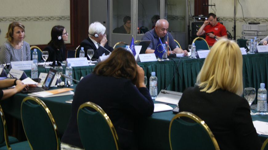 Final Steering Committee Meeting of anti-trafficking action held in Skopje