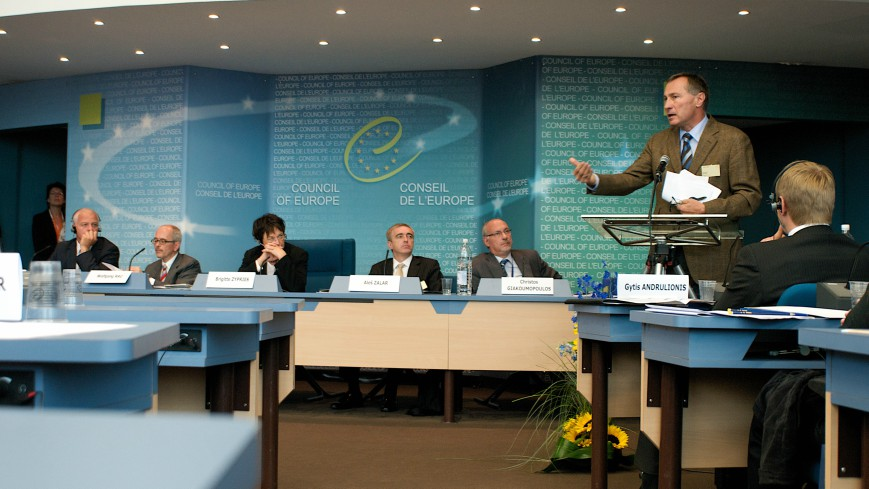 GRECO's 10th Anniversary Conference , Strasbourg, 5 October 2009