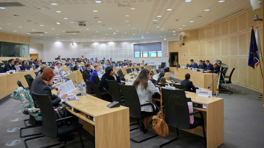 82nd Plenary Meeting of GRECO (Strasbourg, 18-22 March 2019)