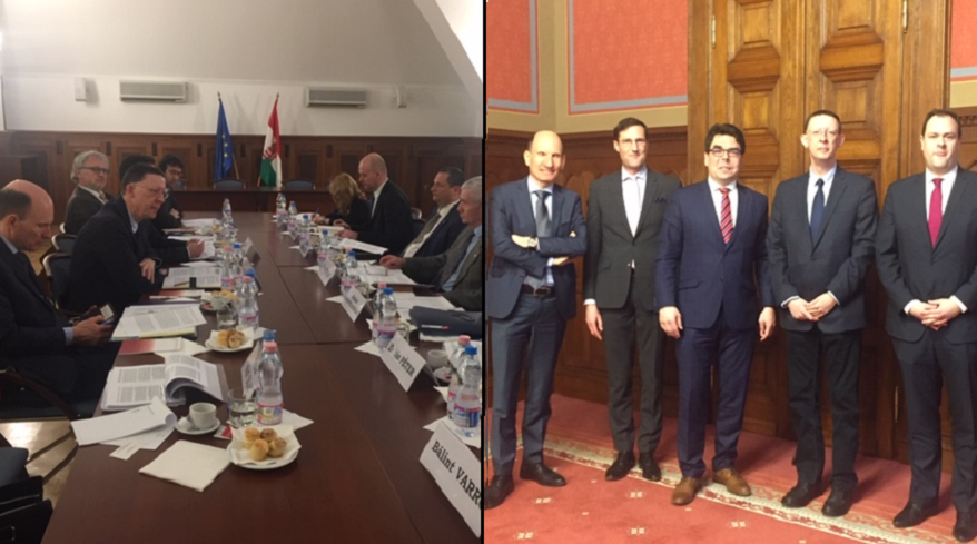 Hungary - High level visit