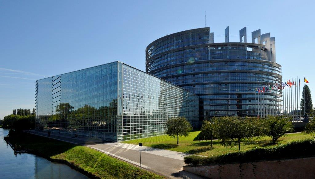 European Parliament session and GRECO