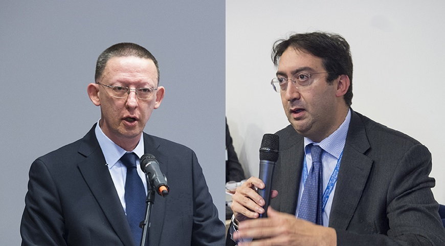 GRECO President and Executive Secretary attend the Fundamental Rights Agency Forum (Vienna, 25-27 September 2018)