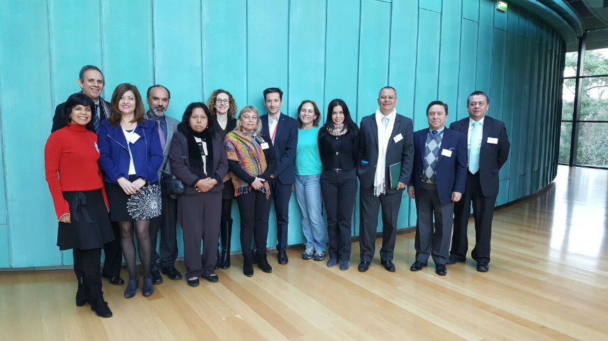 Study visit of Iberoamerican judges to the Council of Europe