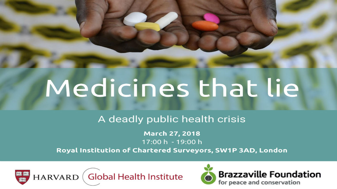 Workshop on substandard and falsified medicines in London