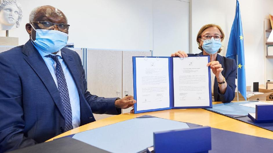 Niger signed the MEDICRIME Convention