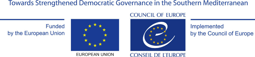 Towards Strengthened Democratic Governance in the Southern Mediterraean logo