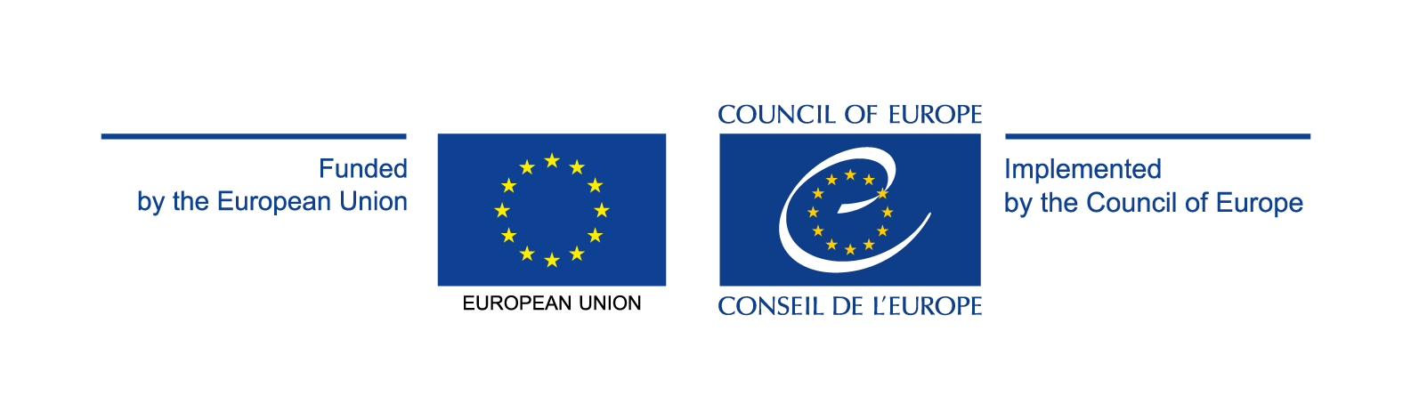 European Union and Council of Europe logo