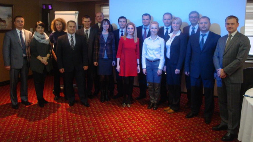 "Country Specialised Training (activity 2.4): ""Liability of legal persons for corruption offences""  (Minsk, Republic of Belarus, 21-22 October 2014)"