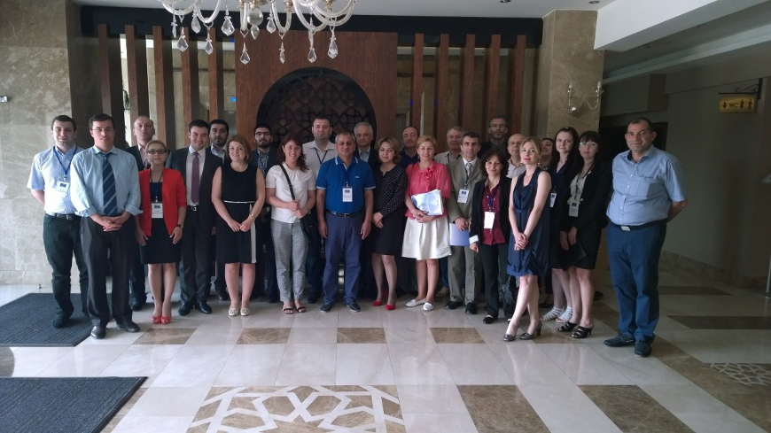 Regional workshop (1): Reviewing and sharing of good practices on processing and verifying assets declarations  (Istanbul, Turkey, 28-29 May 2014)