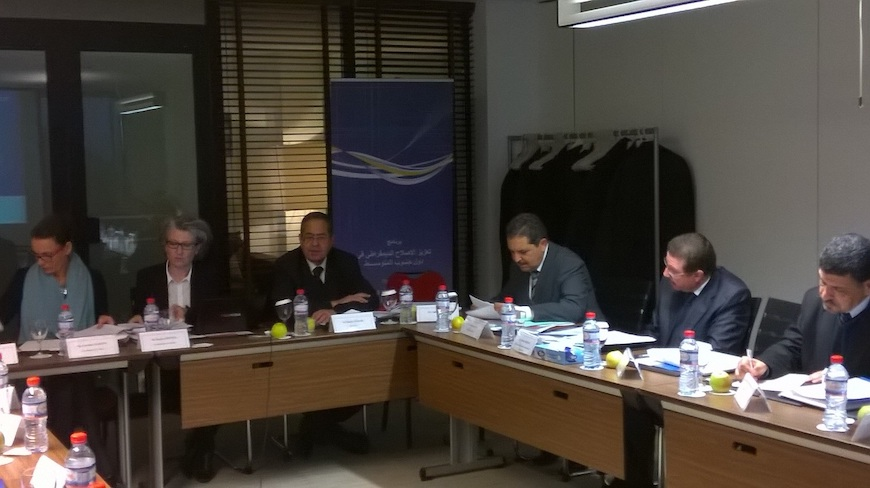 Joint activity with Venice Commission on the status of the new Tunisian anti-corruption Agency, 18-19 December 2014 in Tunis (Tunisia)