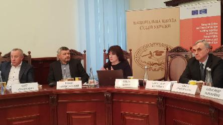 Council of Europe delivers judicial training on covert investigative operations in Ukraine