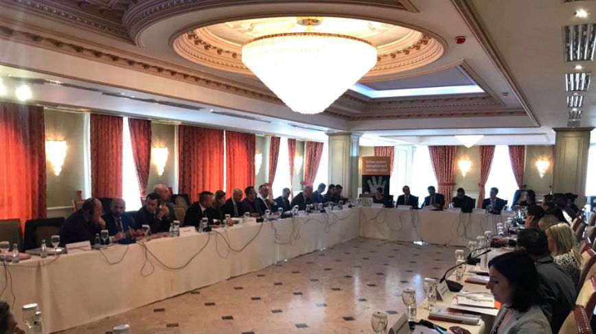 Plenary meetings and High level Conference on Kosovo's compliance with AC and AML/CFT standards
