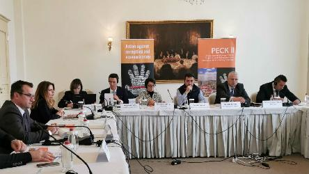 Steering Committee Meeting of the Project against Economic Crime in Kosovo* (PECK II)
