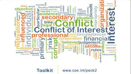 PECK II Project publishes a Handbook on Protection of Whistleblowers and a Toolkit on Managing Conflict of Interest in Public Service