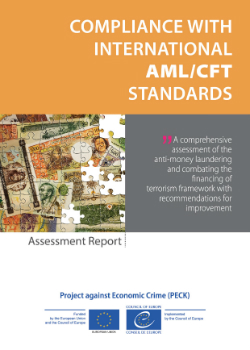 Compliance with International AML/CFT Standards cover