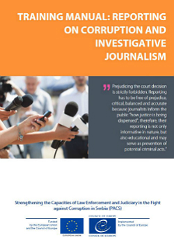 Reporting on Corruption and Investigative Journalism cover