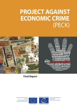 Project Against Economic Crime cover