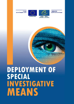 Deployment of Special Investigative Means cover