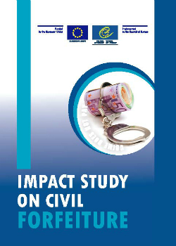 Impact Study on Civil Forfeiture cover