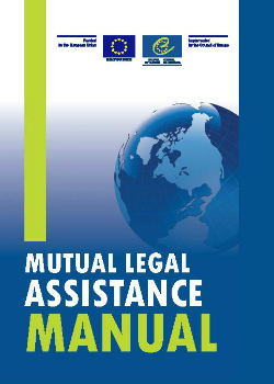 Mutual Legal Assistance Manual cover