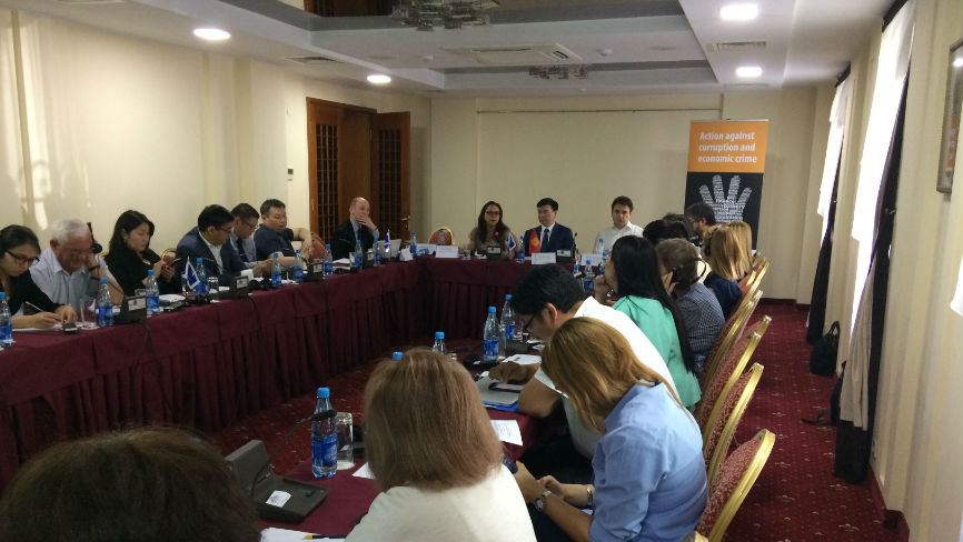 The Council of Europe develops a tool for measuring corruption in Kyrgyzstan