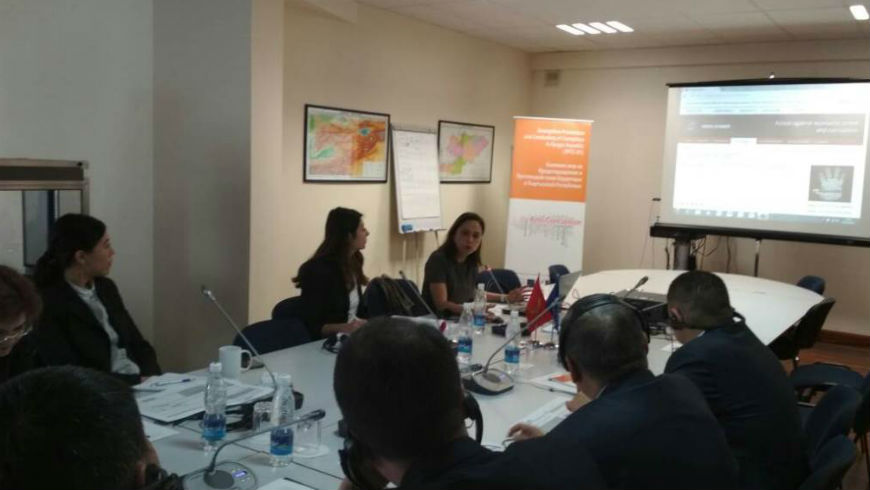 Third Steering Committee Meeting of the SPCC Project in Kyrgyzstan