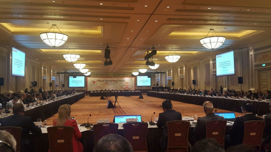 Financial Intelligence Unit of Kosovo attends the 24th Egmont Group Plenary Meeting