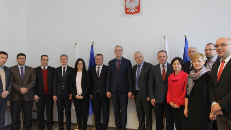 Kosovar and Polish counterparts exchange good practices on anti-corruption