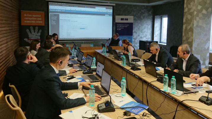The CLEP Project carries out an inter-agency training on Covert Online Investigations