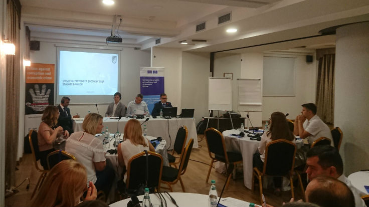 Moldovan commercial banks learns how to better identify and analyse suspicious transactions