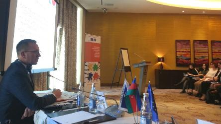 Supervisory and reporting entities in Azerbaijan are trained on terrorism financing and proliferation of weapons of mass destruction