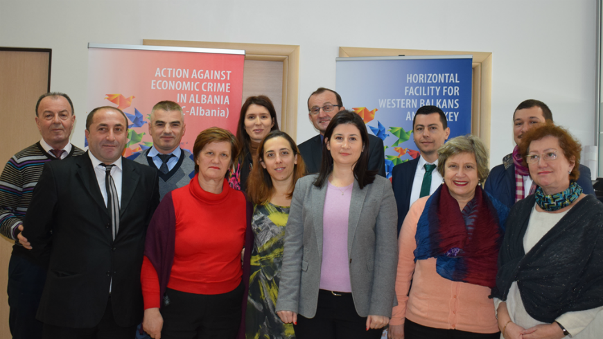 Streamlining the interagency cooperation and exchange of information in Albania