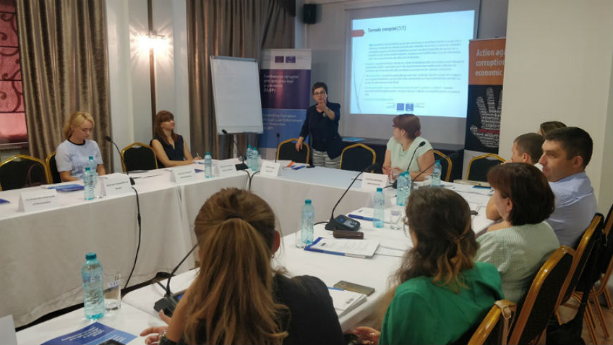 The CLEP Project supports a workshop on anti-corruption compliance standards for the private sector