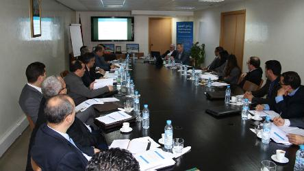 Capacity building on financial forensics for the Moroccan police