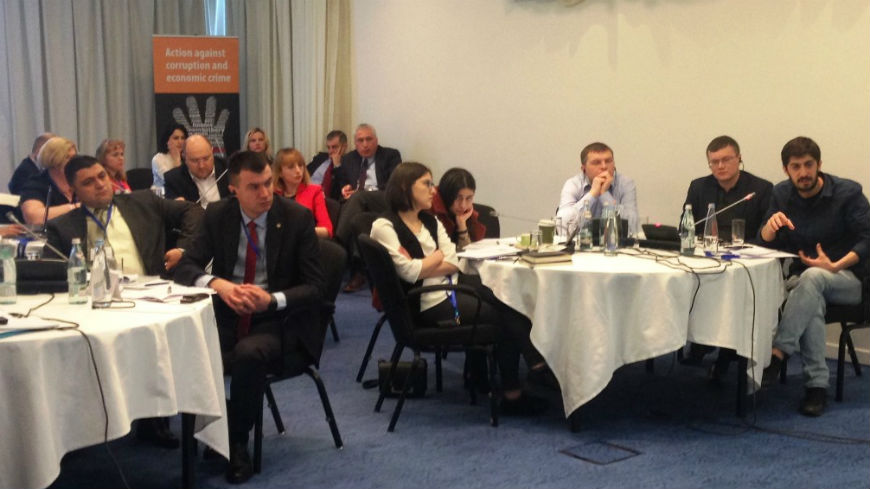 Council of Europe discusses public procurement corruption risks and proposed reforms with Eastern Partnership countries
